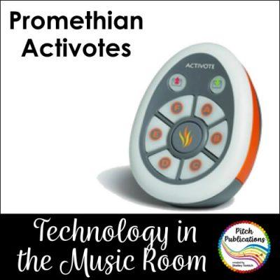 Promethean ActiVotes in the Music Classroom