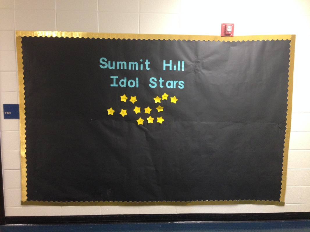 Music Class Idol is such a cute idea for the music classroom! Great end of class activity!