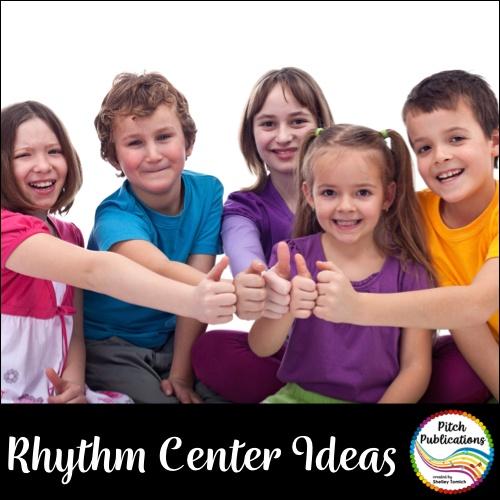 Rhythm Centers – Freebie!