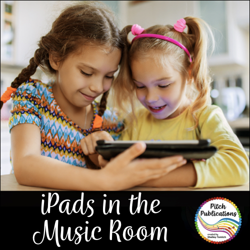 Tech Talk Tuesday: Intro to iPads in My Music Room