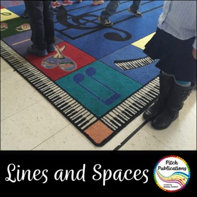 Works for Me Wednesday: Lines and Spaces
