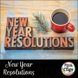 Pitch Clips – A  Year in Review and Resolutions for 2016