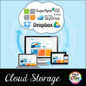Tips From Pitch Clips: Cloud Storage