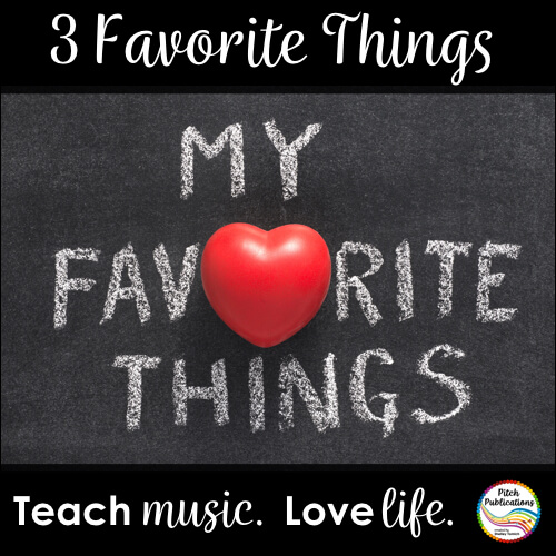 3 Favorite Music Lessons: Instrument Sort, Instrument Making, and Movement!