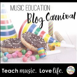 Music Education Blog Carnival: September 2016