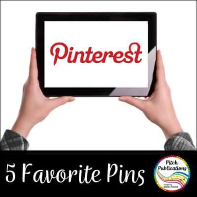 Five Favorite Pins of November