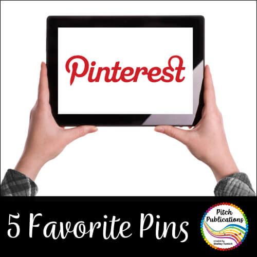 Five Favorite Pins of November