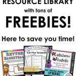 This is a picture showing free resources from Pitch Publications.