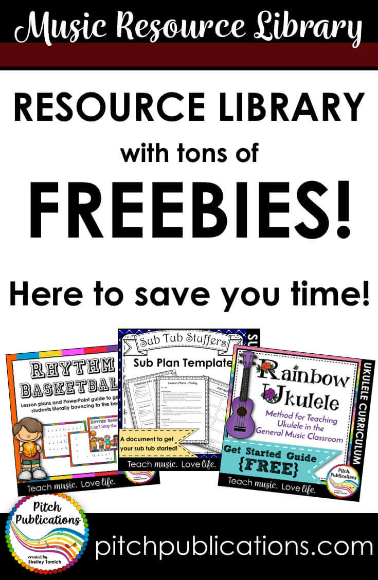 Find amazing elementary music education resources to help you save time!  Specializes in ukulele curriculum and teaching solfege.