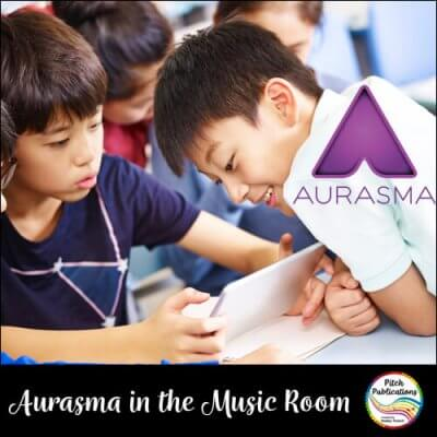 Tech Talk Tuesday: Aurasma in the Music Classroom