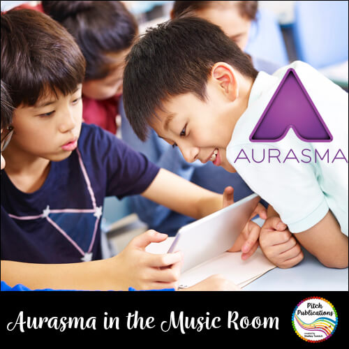 Tech Talk Tuesday: Aurasma in the Music Classroom