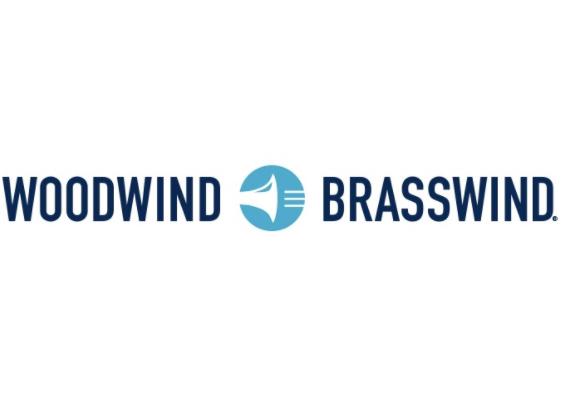 The woodwind brasswind logo